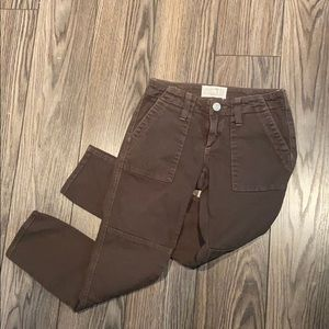 True religion cropped pant